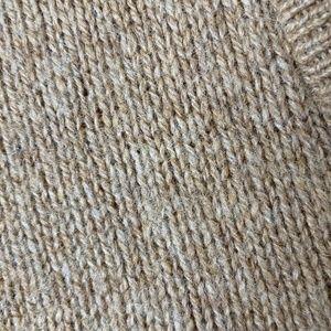 Vintage Sweaters - Jantzen Vintage Wool Cream  Sweater